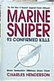 Marine Sniper, Charles W. Henderson, 0938936956