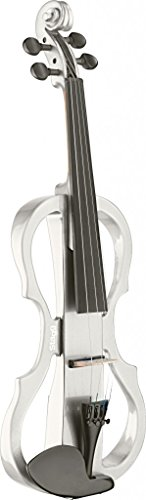 Stagg EVN X-4/4 WH Electric Violin by Stagg