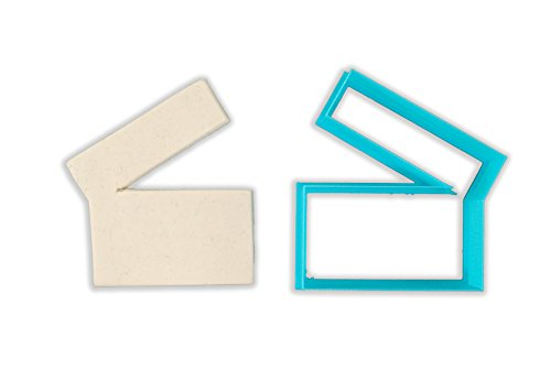 Movie Set Clip Cookie Cutter - LARGE - 4 Inches