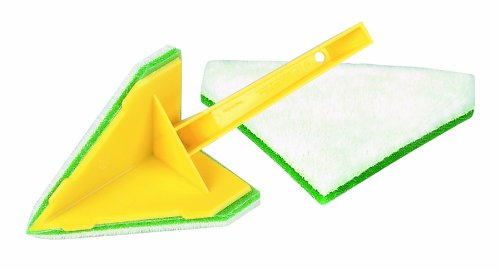 Padco 2275 Corner Pad Brush 2 Refill Pads with Each Tool Handle by Padco