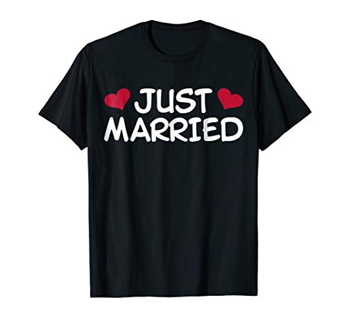 (Just married T-Shirt)