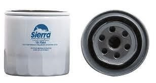 Sierra International 18-7945 10 Micron Fuel Water Separating Filter for Mercury/MerCruiser and Yamaha