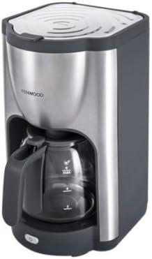 Kenwood CMM480 Independiente Semi-automática - Cafetera (Independiente, Cafetera de filtro, 1,5 L, 1100 W, Metálico): Amazon.es: Hogar