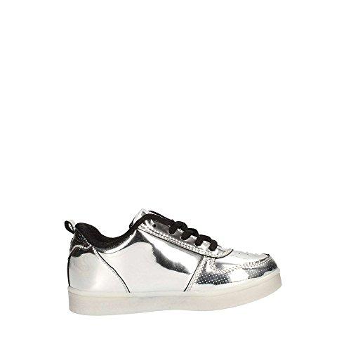 WIZE&OPE , Jungen Sneaker silber silber / schwarz 34