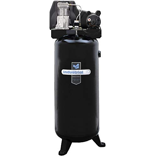 Industrial Air IL3106016 60-Gallon Hi-Flo Single Stage Cast Iron  Air Compressor
