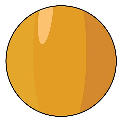 Hua Wu Chou Round Exercise matround BBQ Grill mat D3'/0.9m Pumpkin Skin Vector Illustration Halloween Background or Wallpaper]()