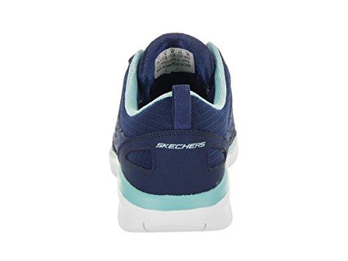 Skechers Sneaker Bbk Marino Azul Mujer Claro 12378 B7rx6B