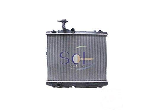 SUZUKI スズキ ソリオ(MA15S) スイフト(ZC32S ZC72S ZD72S) ラジエーター ラジエター キャップ付 17700-71L00 B077Z236KQ