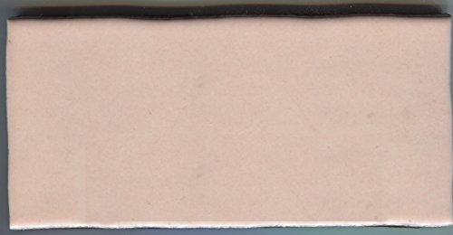 About 3x6 Ceramic Tile Light Pink-291 Brite Subway Summitville Wall Vintage Sample-, Kitchen, Bathroom, Wall Tile, Ceramic Tile, Replacement, Subway