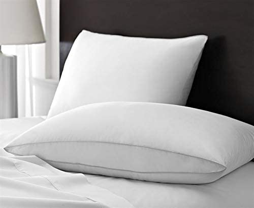TY Group Hospitality Collection Glamour Pillow King, Soft