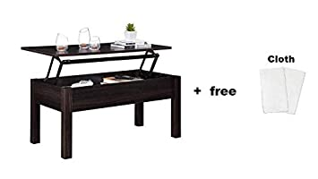Mainstay Coffee Table.Amazon Com Mainstay Lift Top Coffee Table Espresso Free Handi