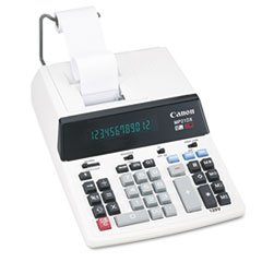 - CNMMP21DX - Canon MP21DX Two-Color Printing Calculator