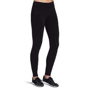 Spalding Women's Ankle Legging, Black, Large