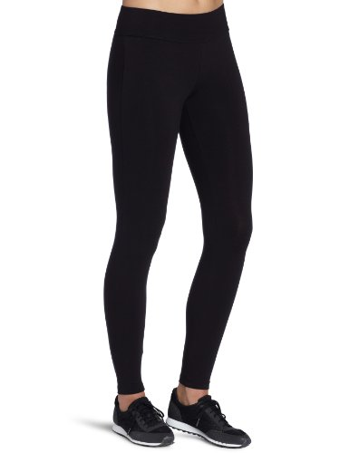 Spalding Women's Ankle Legging, Black Medium