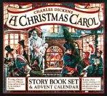 A Christmas Carol Book Set & Advent Calendar