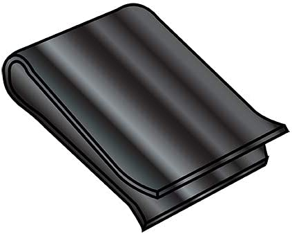 BC-366548 by Shorpioen Box Qty 2,000 C22503-014-4 U Clips Black Phosphate and Oil