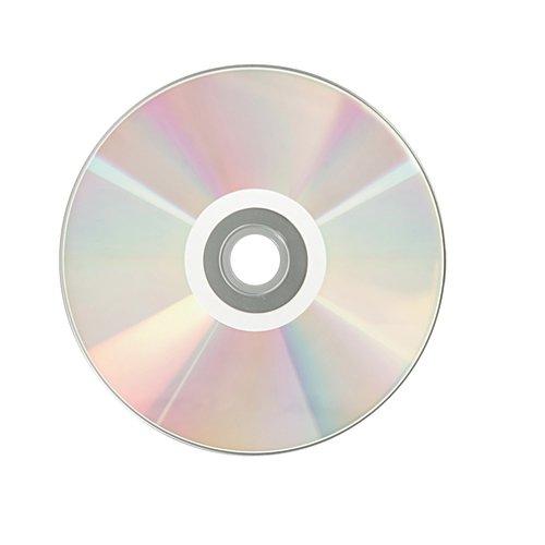 Verbatim DVD-R 4.7GB 16X DataLifePlus Shiny Silver Silk Screen Printable - 100pk Tape Wrap 97017