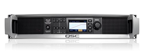 QSC PLD 4.5 2000 Watt Four Channel Power Amplifier