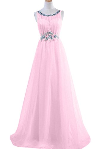 Pleated Charmeuse Prom Gown - 9