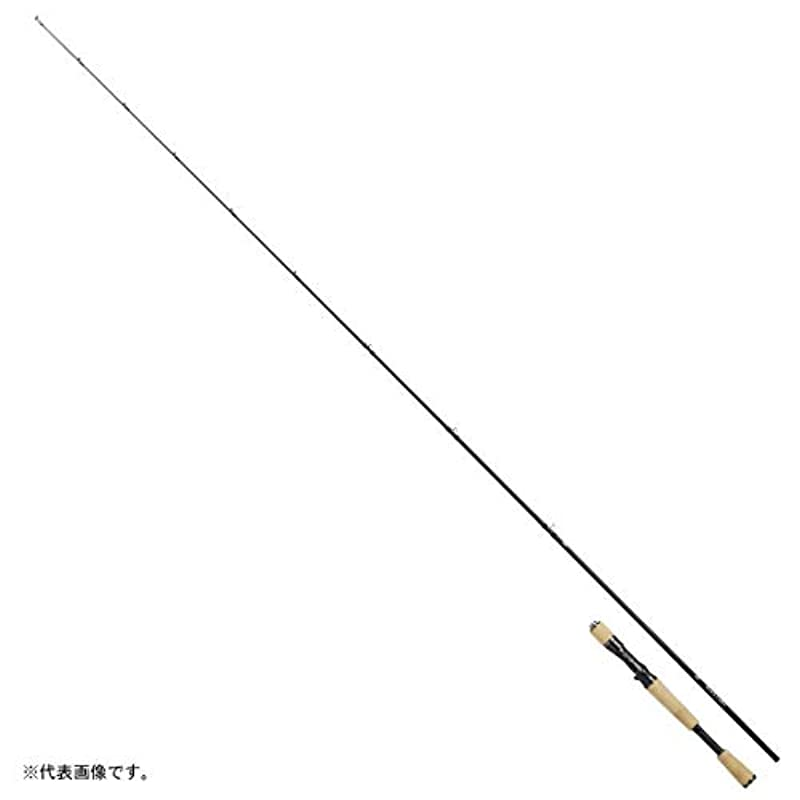 DAIWA 배스 로드 블랙 라벨 SG 701XHSB-SB
