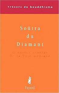 Le Soutra du diamant par Philippe Cornu