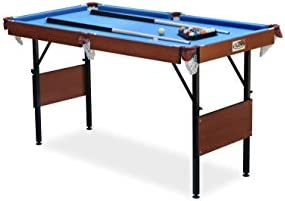 RACK Crux Folding 55 in Billiard Pool Table