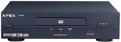 amazon com apex ad 1200 dvd player electronics rh amazon com Magnavox DVD Player Magnavox DVD VHS Combo Player