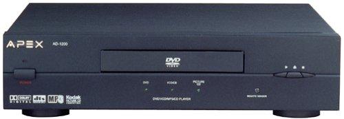 amazon com apex ad 1200 dvd player electronics rh amazon com Magnavox DVD Player Magnavox MWD2205 DVD VCR Player