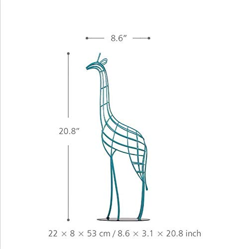 Buy giraffe statue for living room