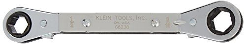 Klein-Tools-68234-14-Inch-by-516-Inch-Fully-Reversible-Ratcheting-Offset-Box-Wrench