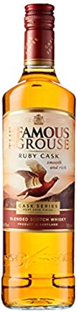 The Famous Grouse Ruby Cask Escoces Whisky, 40% - 700 ml
