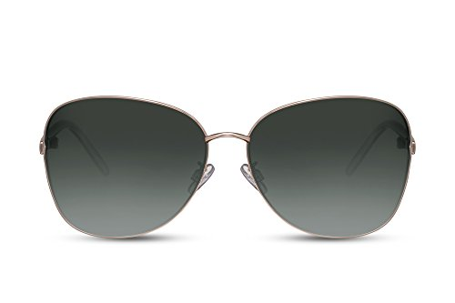 Lentes 400UV Sol Mujeres Espejadas 008 de de Gafas Gato Diseñador Azules Ca Cheapass Calidad Alta de Rojas vq0Exf