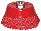 Best Nylon Abrasive Cup Brushes - NYLON CUP BRUSH (DOM-TNBC) Review