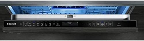 Siemens iQ500 SN658X26TE lavavajilla Totalmente integrado 14 ...