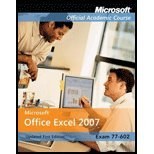 Read Online Microsoft Office Excel, Updated (08) by [Spiral-bound (2008)] PDF