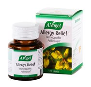 A Vogel, Allergy Relief Pollinosan, 120 Tablets by A. Vogel