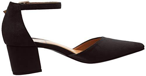 Con Mujer 69838 Tacón Refresh Punta Negro Cerrada De Negro negro Zapatos Para BI8q8gT