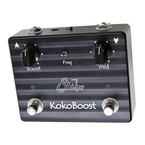 Suhr Amps KoKo Boost