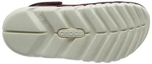 Garnet Unisex Max Crocs Clog Duet white 6SfwqAx