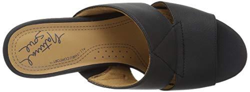 Slide Women's Sandal Black Natural Soul Dedee 8zxwtA