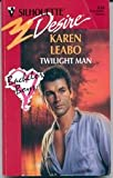 Twilight Man, Karen Leabo, 0373058381