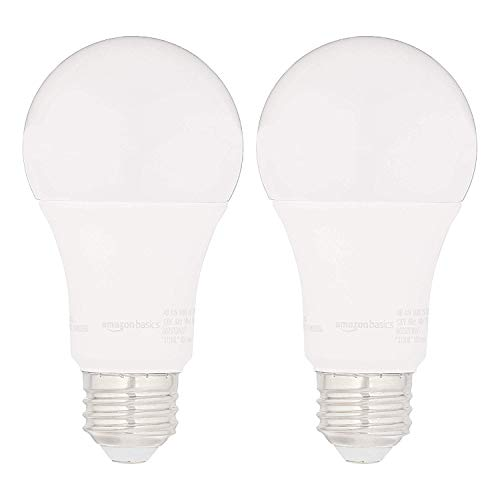 AmazonBasics Dimmable LED Light Bulbs Collection