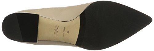 Hugo Mimosa-n 10199300 01, Botas Chelsea para Mujer Beige (Light Beige)