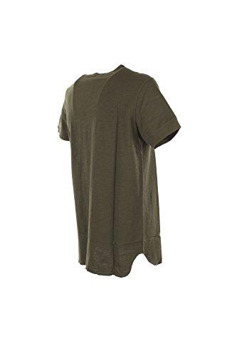Regular Mezza Verde Taschino By rich Woolrich nbsp;wytee0421 Scuro Manica Uomo Penn Shirt 7IzSvWq