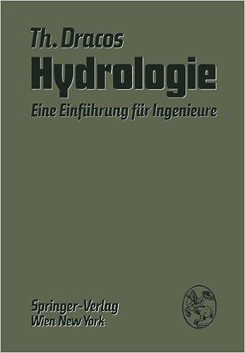 Hydrologie: Eine Einführung für Ingenierure