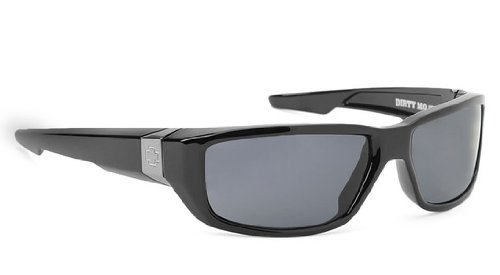 Spy Sunglasses DIRTY MO BLACK - Sunglasses Spy Models