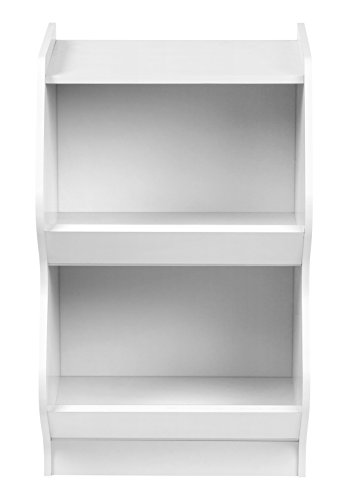 اسعار IRIS 2 Tier  Curved Edge Storage Shelf, White