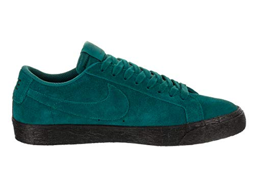 Teal Teal NIKE Men's Blazer SB Geode Skate Shoe Geode Black Zoom Low xgvUqx