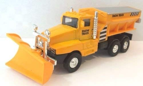 (Snow Plow Salt Truck 6