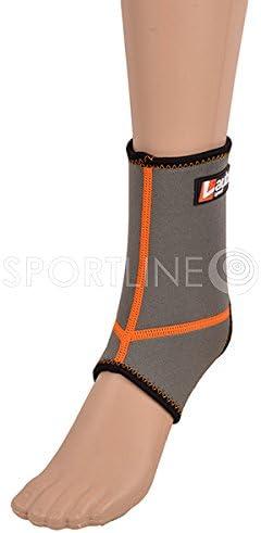 Laubr Sport Fitness Soporte de Manguito L White//Naranja